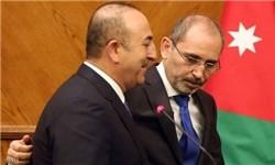 وزیر خارجه امارات و ترکیه