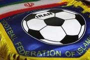 نفرات تأیید شده انتخابات فدراسیون فوتبال معرفی شدند