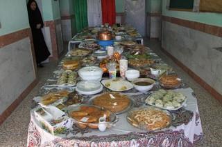 برگزاری جشنواره غذای محلی در تربت جام