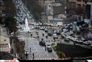 بازگشایی میدان سعدی (سراب)