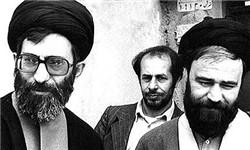 رهبری و سید احمد خمینی