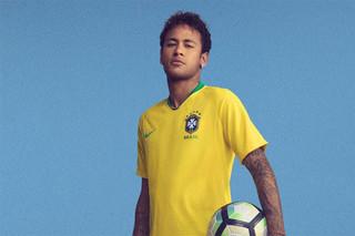 رونمایی از پیراهن تیم ملی برزیل
