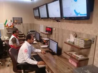 مرکز کنترل و هماهنگی عملیات هلال احمر