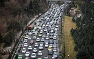 محدودیت ترافیکی گیلان