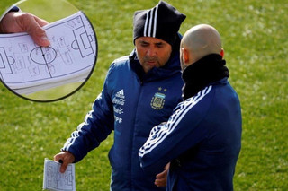 لو رفتن ترکیب آرژانتین