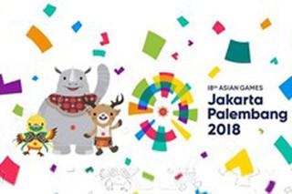 بازیهای آسیایی جاکارتا - اندونزی