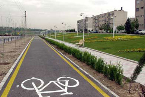 مسیر دوچرخه سواری
