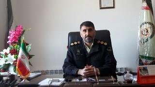 فرمانده اتتظامی بجستان