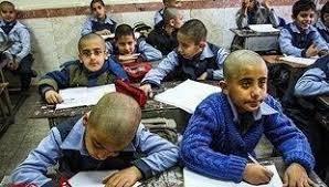 تراشیدن موهای دانش آموزان