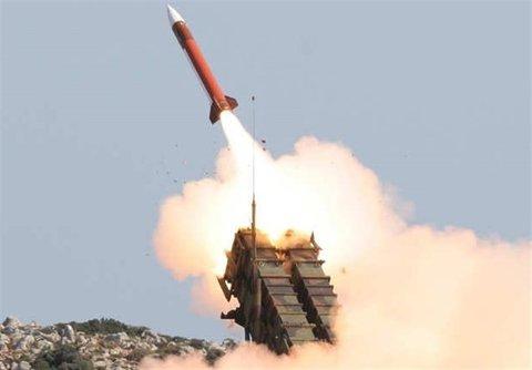 حمله موشکی یمن