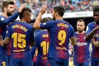 تیم فوتبال بارسلونا - لوئیس سوارز