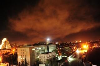 حمله آمریکا به سوریه