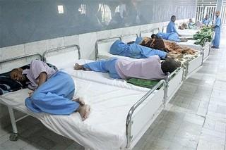 تخت های روانپزشکی