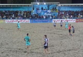 فوتبال ساحلی جام باشگاه های اورا-اسیا