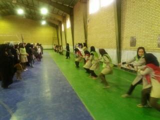 مسابقات بومی محلی شهرستان جوین