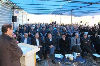 اولین همایش ملی خیرین روستا در تربت جام برگزار شد