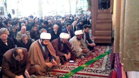 نماز جمعه چناران