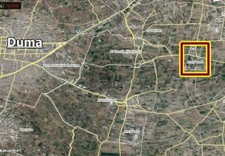 شهر دوما سوریه