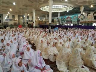برگزاری مراسم جشن تکلیف درتربت جام