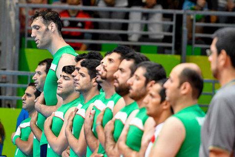 تیم ملی والیبال نشسته ایران