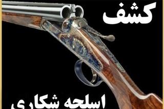 اسلحه شکاری غیر مجاز