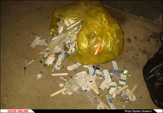 زباله های عفونی