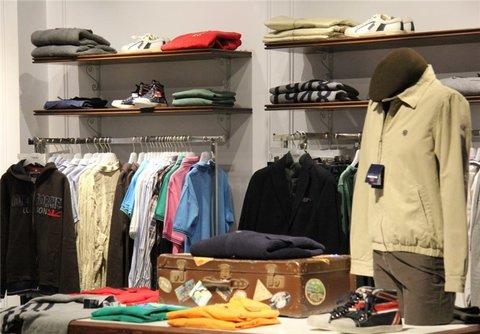 بازار پوشاک و لباس