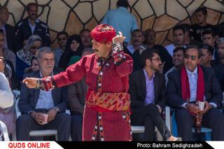 آغاز هفته فرهنگی در لایین