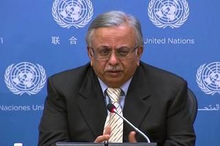 نماینده دائم عربستان در سازمان ملل
