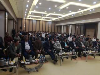 انجمن فارغ التحصیلان دانشگاه در تربت جام افتتاح شد