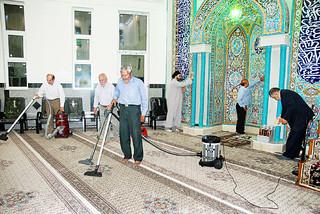 دهه نکوداشت مساجد