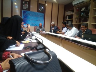 نشست خبری با مدیرکل فرهنگ و ارشاد اسلامی سیستان و بلوچستان