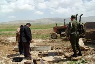 دستگیری باند حفاران غیرمجاز