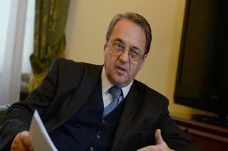 میخائیل بوگدانف معاون وزارت خارجه روسیه