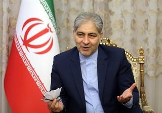 اسماعیل جبارزاده معاون سیاسی وزیر کشور