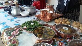 اختتامیه نخستین جشنواره غذاهای گیاهی خوراکی زاگرس