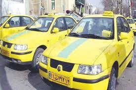 تاکسی رانی