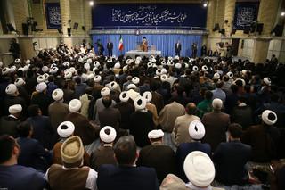 دیدار شرکتکنندگان در کنگره «نقش شیعه در پیدایش و گسترش علوم اسلامی»