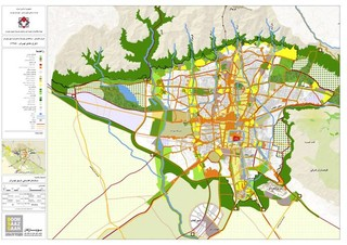 طرح جامع اصفهان