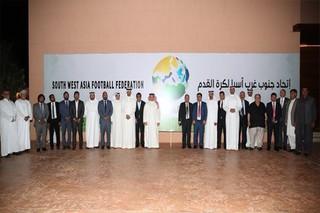 کنفدراسیون فوتبال جنوب غرب آسیا