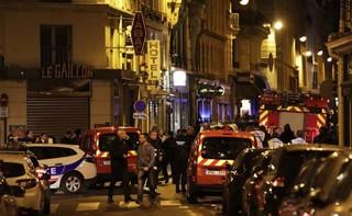 حمله داعش در پاریس