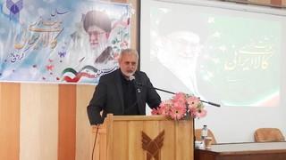 رئیس دانشگاه ازاد مشهد