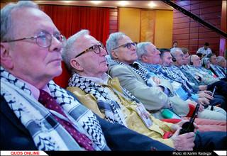اختتامیه ششمین کنفرانس بینالمللی افق نو در مشهدمقدس