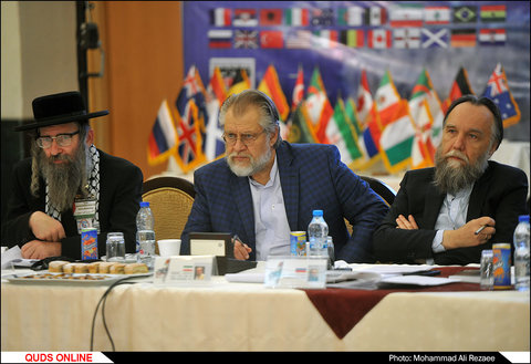 سومین روز ششمین کنفرانس بینالمللی افق نو در مشهد مقدس