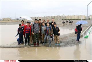 ونیزی به نام الهیه مشهد- گزارش تصویری