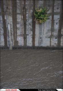 باران و آب گرفتگی معابر مشهد
