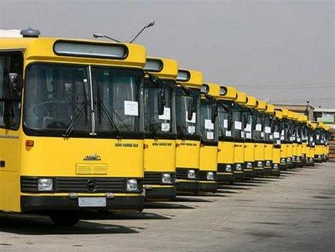 سرویس دهی اتوبوس رانی ویژه مراسم جمع خوانی قرآن کریم در کرمان