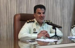 پلیس امنیت البرز
