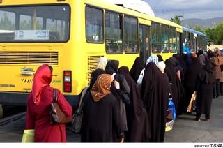 سازمان اتوبوس رانی مشهد