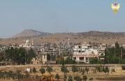 المجموعات الإرهابية تعتدي بقذائف الهاون على مدينة البعث بالقنيطرة